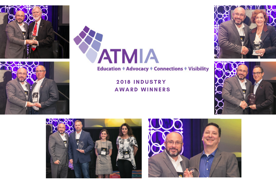 2018 ATMIA Industry Award Winners