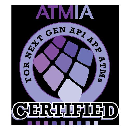 Certified Next-Gen ATM