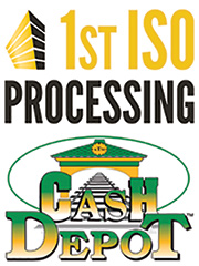 Cash Depot, 1st ISO Processing and SRL2, Inc. Logo