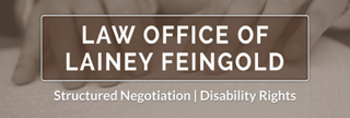 Law Office of Lainey Feingold Logo