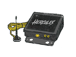 Hercules (IP) and Hercules+ (IP and Dial-up) Wireless ATM Modems