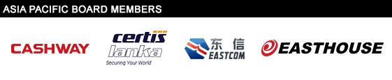Asia Pacific Board Members